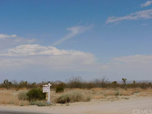 0 Bear Valley, Pinon Hills, CA 92372 (#CV21157329) :: Robyn Icenhower & Associates