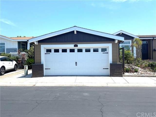 14092 Browning Ave #162, Tustin, CA 92780 (#OC21156433) :: The Kohler Group