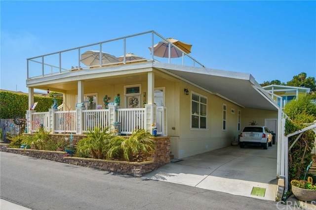 2275 W 25th Street #69, San Pedro, CA 90732 (#PV21157016) :: The Kohler Group