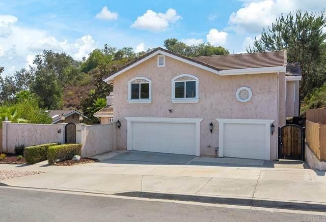 1705 N Elm Street, Escondido, CA 92026 (#NDP2108394) :: Mark Nazzal Real Estate Group