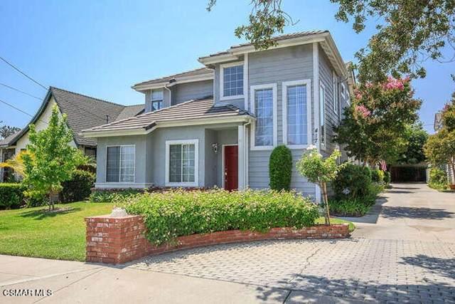 417 S Madison Avenue, Monrovia, CA 91016 (MLS #221003951) :: CARLILE Realty & Lending