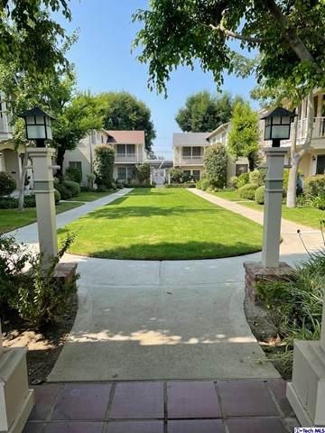 1224 E Glenoaks Boulevard #7, Glendale, CA 91206 (#320006882) :: Wendy Rich-Soto and Associates