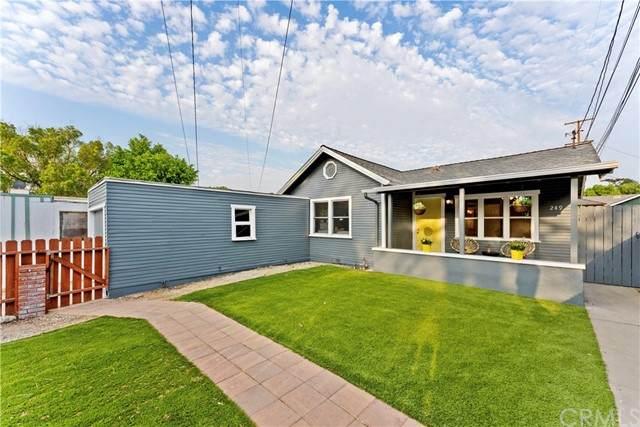 249 Mountain Ave, Monrovia, CA 91016 (MLS #AR21157414) :: CARLILE Realty & Lending