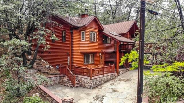 666 Butte Avenue, Big Bear, CA 92315 (#CV21157561) :: Cochren Realty Team | KW the Lakes