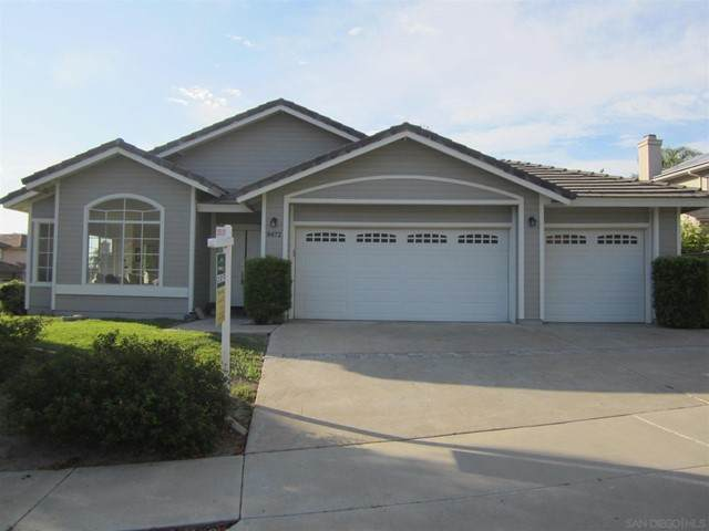 8472 Mesa Heights Rd, Santee, CA 92071 (#210020314) :: Latrice Deluna Homes