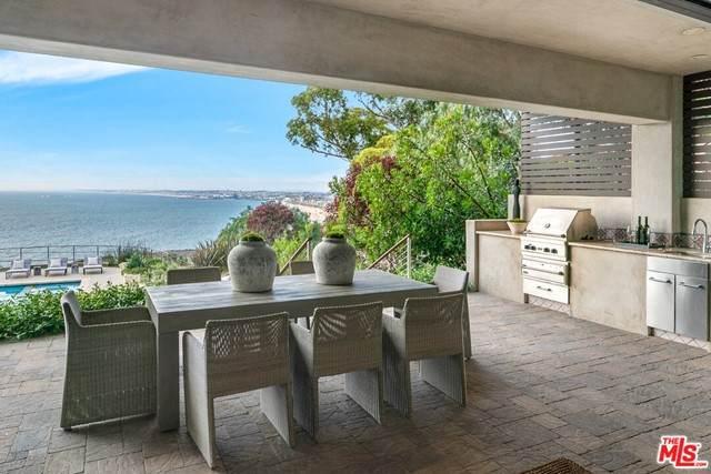 601 Via Del Monte, Palos Verdes Estates, CA 90274 (#21762550) :: Cochren Realty Team | KW the Lakes