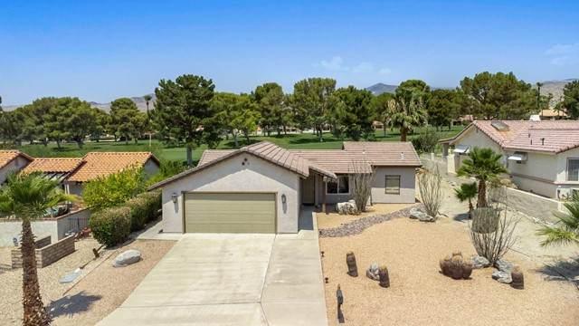64494 Pinehurst Circle, Desert Hot Springs, CA 92240 (#219065065DA) :: Robyn Icenhower & Associates