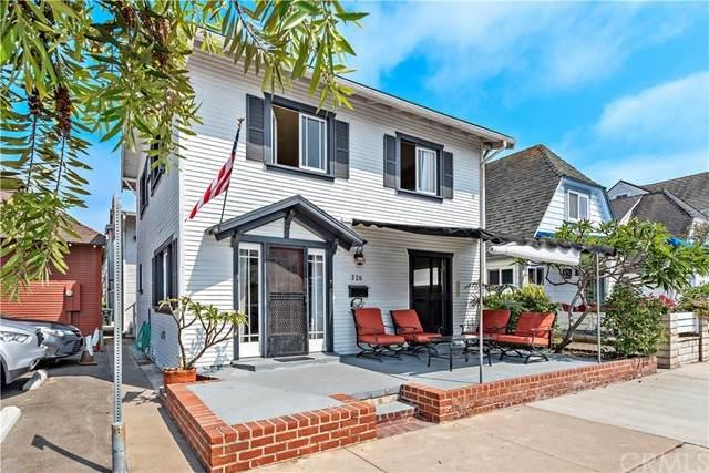 326 Island Avenue, Newport Beach, CA 92661 (#NP21151900) :: Zen Ziejewski and Team