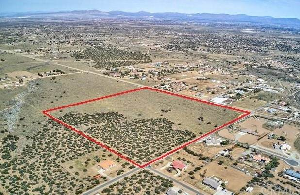 0 Baldy Mesa Road, Phelan, CA 92371 (#PW21157999) :: Doherty Real Estate Group