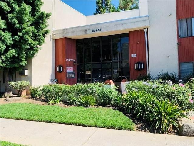 20234 Cantara Street #259, Winnetka, CA 91306 (#SR21157918) :: Robyn Icenhower & Associates