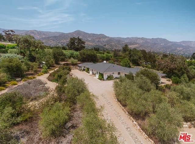 1154 Dulzura Drive, Santa Barbara, CA 93108 (#21762834) :: Jett Real Estate Group