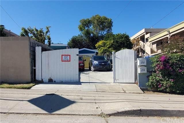 252 W Santa Cruz Street #254, San Pedro, CA 90731 (#CV21157077) :: Zutila, Inc.