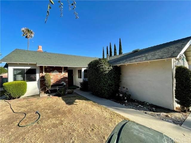 714 N Meyer Street, San Fernando, CA 91340 (#SR21158380) :: Hart Coastal Group