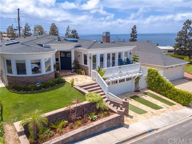 109 Via La Soledad, Redondo Beach, CA 90277 (#SB21158397) :: Jett Real Estate Group