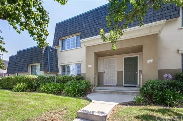 6520 Tampa Avenue #5, Reseda, CA 91335 (#SR21156953) :: Latrice Deluna Homes