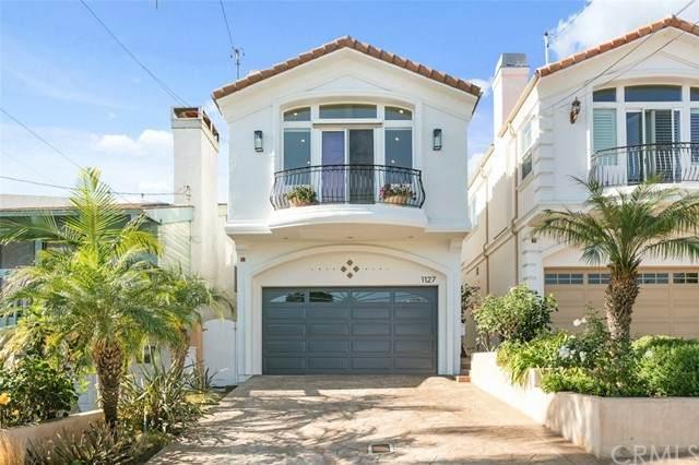 1127 Stanford Avenue, Redondo Beach, CA 90278 (MLS #SB21155545) :: CARLILE Realty & Lending