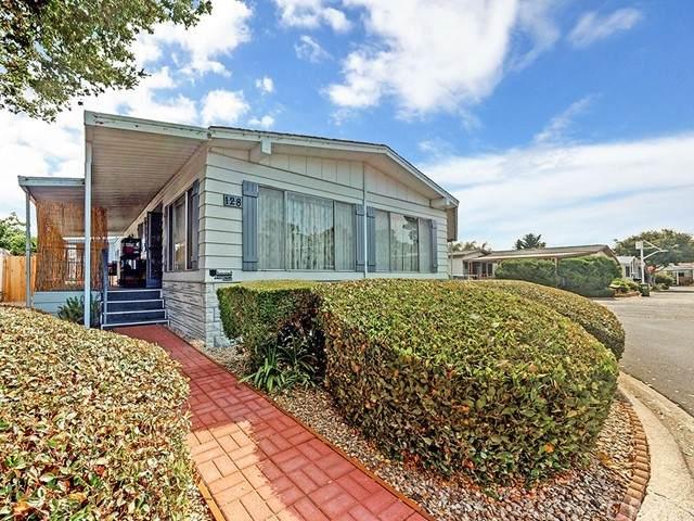 1675 Los Osos Valley Road #128, Los Osos, CA 93402 (#SC21146779) :: Mark Nazzal Real Estate Group
