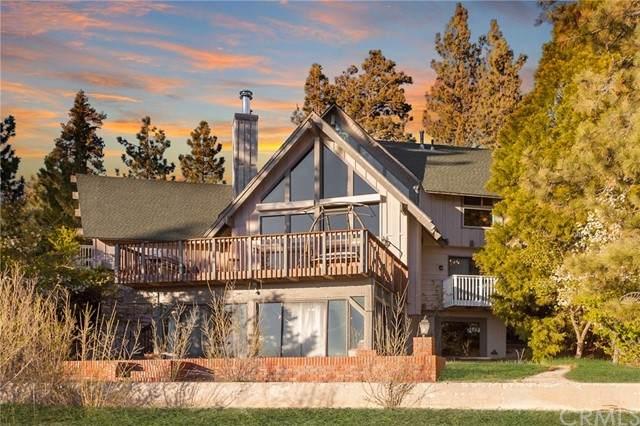 112 N Eagle Drive, Big Bear, CA 92315 (#EV21154869) :: Doherty Real Estate Group