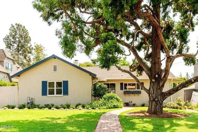 2200 N Holliston Avenue, Altadena, CA 91001 (#P1-5803) :: The Marelly Group | Sentry Residential