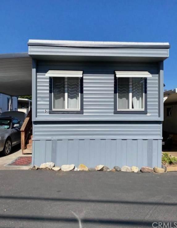 801 S Halcyon #5, Arroyo Grande, CA 93420 (#PI21157688) :: Doherty Real Estate Group