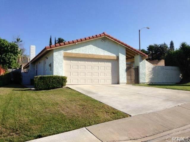 2125 Shirlee Street, West Covina, CA 91792 (#SB21159329) :: Jett Real Estate Group