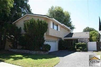 18256 Rayen Street, Northridge, CA 91325 (#SR21145623) :: The Kohler Group