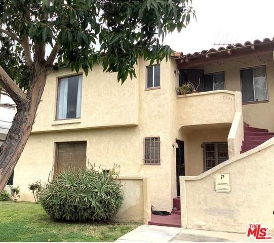 8231 W 4Th Street, Los Angeles (City), CA 90048 (#21763652) :: The Kohler Group
