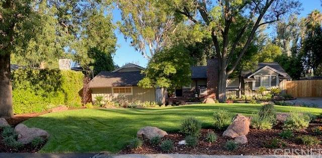 23360 Ostronic Drive, Woodland Hills, CA 91367 (#SR21161309) :: Robyn Icenhower & Associates