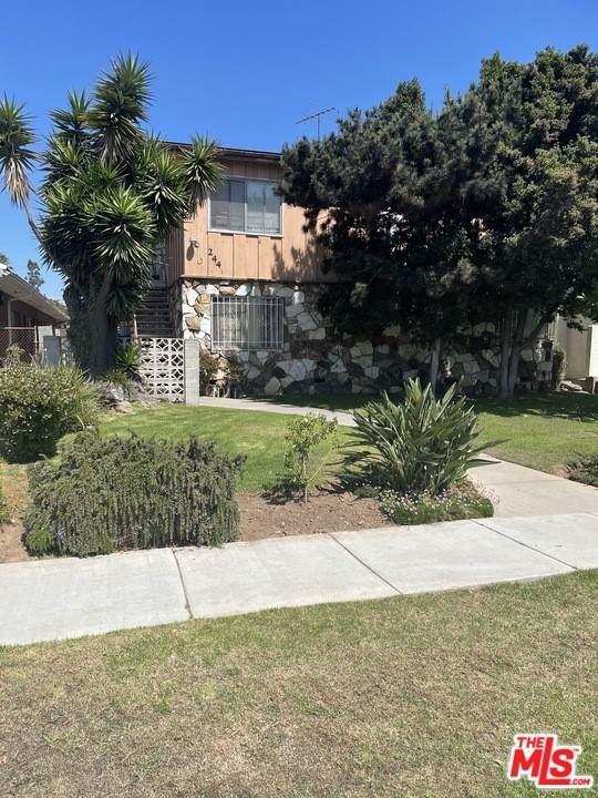 244 N Locust Street #4, Inglewood, CA 90301 (#21764388) :: Eight Luxe Homes