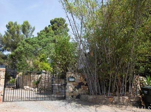6495 Rainbow Heights Road, Fallbrook, CA 92028 (#OC21161460) :: Cane Real Estate