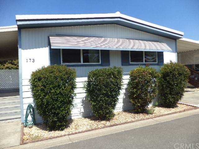 701 E Lassen Avenue #173, Chico, CA 95973 (#SN21152562) :: The Marelly Group | Sentry Residential