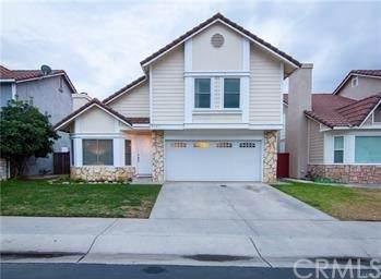 9747 Caldaro Street, Rancho Cucamonga, CA 91737 (#CV21160045) :: Jett Real Estate Group