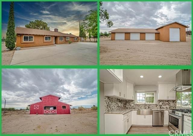 9875 Sheep Creek Road, Phelan, CA 92371 (#CV21162238) :: Robyn Icenhower & Associates