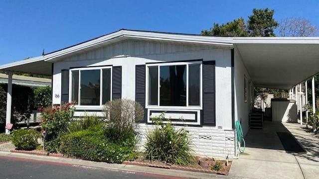 1050 Borregas Drive #166, Sunnyvale, CA 94089 (#ML81855112) :: RE/MAX Masters