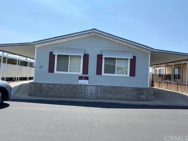 48303 N. 20Th. St. West #109, Lancaster, CA 93534 (#BB21162485) :: Robyn Icenhower & Associates