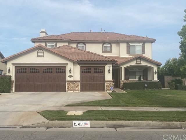 1549 Carmel Court, Redlands, CA 92374 (#EV21162616) :: Eight Luxe Homes