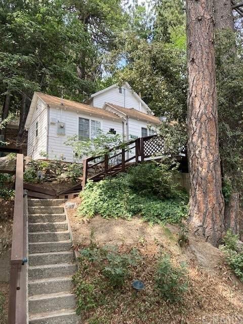 1232 Scenic Way, Rimforest, CA 92378 (#EV21162814) :: Eight Luxe Homes