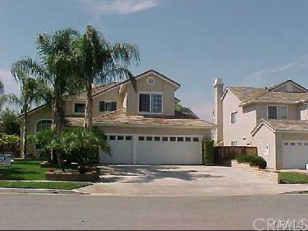 671 Country Rose Lane, Corona, CA 92882 (#OC21149965) :: The Marelly Group   Sentry Residential