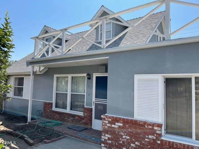 713 Mercer Avenue, Ojai, CA 93023 (#V1-7383) :: Jett Real Estate Group