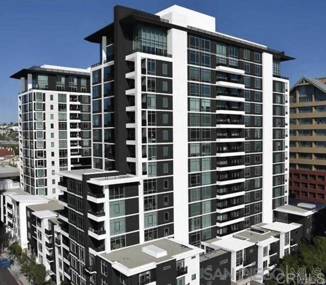 425 W Beech St. #1208, San Diego, CA 92101 (#PTP2105246) :: Realty ONE Group Empire