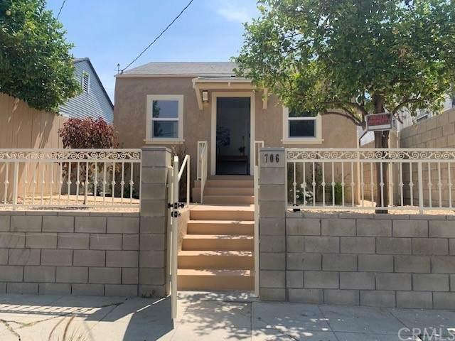706 N Madison Avenue, Los Angeles (City), CA 90029 (#PW21164517) :: Robyn Icenhower & Associates
