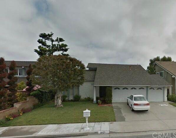 8421 Velvet Circle, Huntington Beach, CA 92646 (#SB21154142) :: Blake Cory Home Selling Team