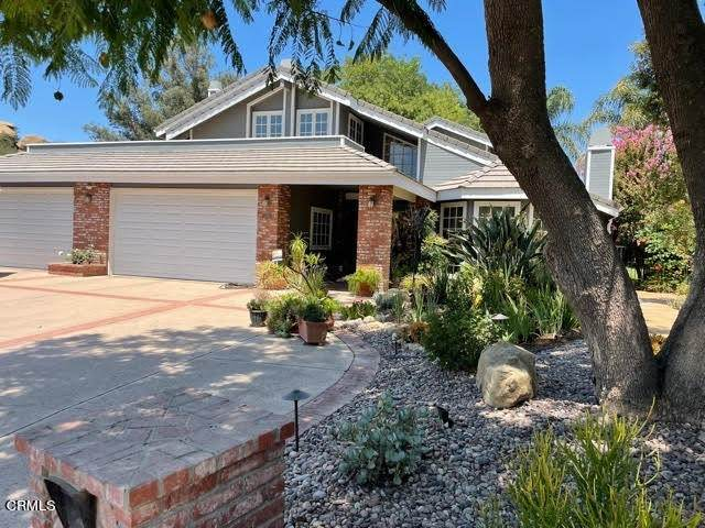 21641 Heather Lee Lane, Chatsworth, CA 91311 (#V1-7408) :: Cochren Realty Team | KW the Lakes