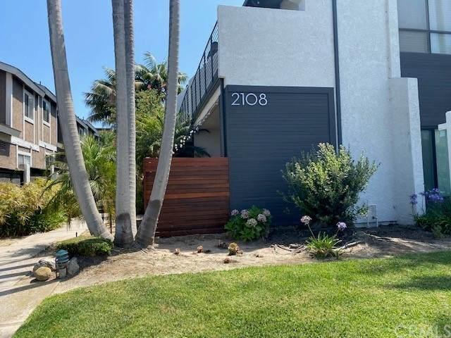2108 Rockefeller Lane B, Redondo Beach, CA 90278 (#PW21165065) :: eXp Realty of California Inc.