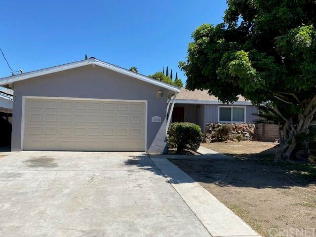15352 Runnymede Street, Van Nuys, CA 91406 (#SR21165692) :: Powerhouse Real Estate