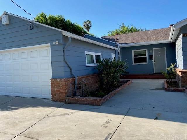 14239 Valerio Street, Van Nuys, CA 91405 (#SR21165730) :: Powerhouse Real Estate