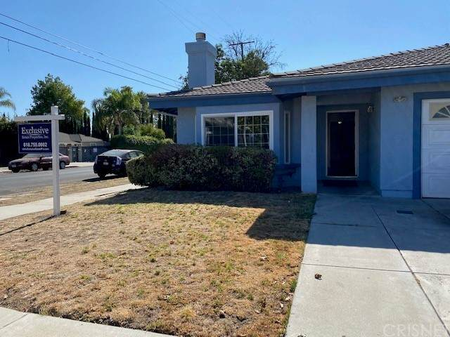 7701 Baird Avenue, Reseda, CA 91335 (#SR21165772) :: Eight Luxe Homes
