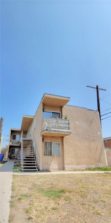 443 E 81st Street, Los Angeles (City), CA 90003 (#RS21164667) :: Zen Ziejewski and Team