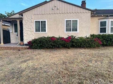 1524 W 103rd Street, Los Angeles (City), CA 90047 (#AR21160109) :: A|G Amaya Group Real Estate