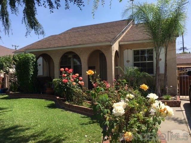 15416 Gridley, Norwalk, CA 90650 (#210021489) :: Wendy Rich-Soto and Associates